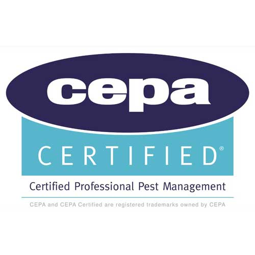 Suddenstrike Pest Control Cheshire | Domestic, Commercial, Agricultural | Smaller CEPA logo