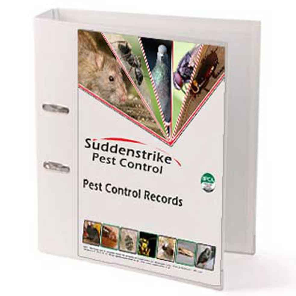 Suddenstrike Pest Control Cheshire   Domestic, Commercial, Agricultural   Folder